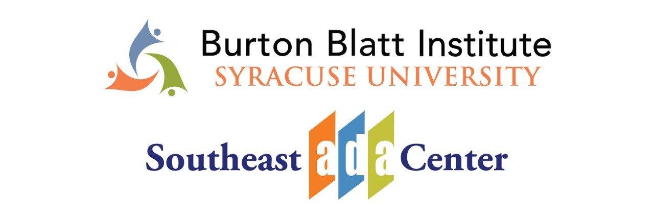 Burton Blatt Institute - Syracuse University, Southeast ADA Center